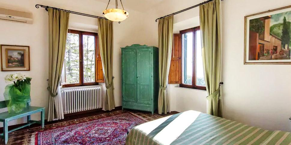 Villa Porta all'Arco -- Volterra, Italien