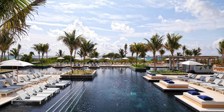 UNICO 20˚87˚ Hotel Riviera Maya -- Playa del Carmen, Mexico