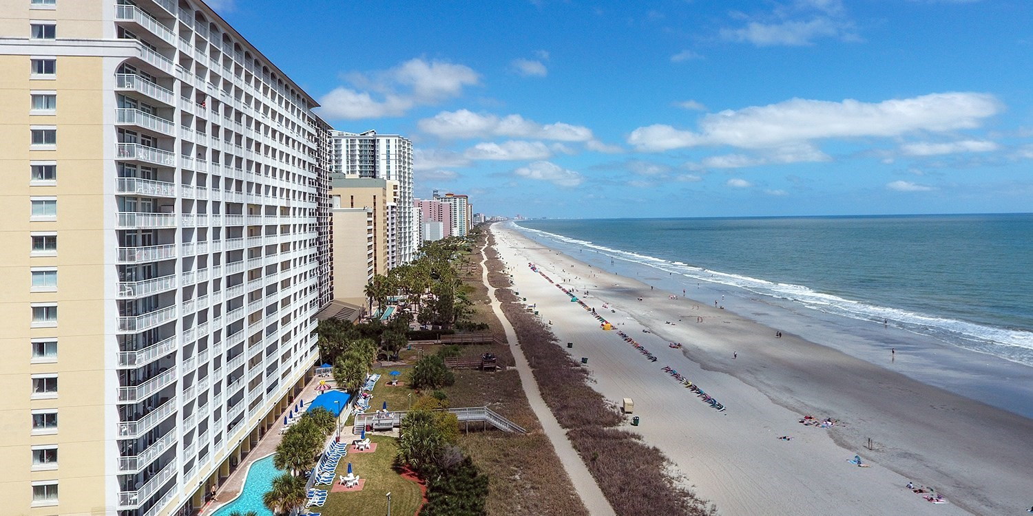 $144 & up – Myrtle Beach Oceanfront Suite, 40% Off -- Myrtle Beach Area