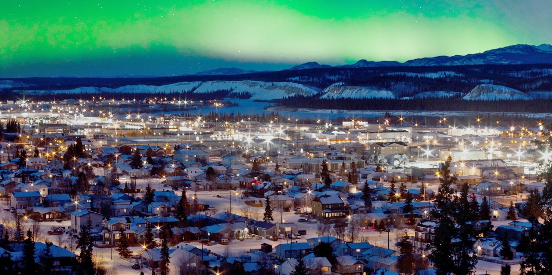 Edgewater Hotel -- Whitehorse, Yukon Territory