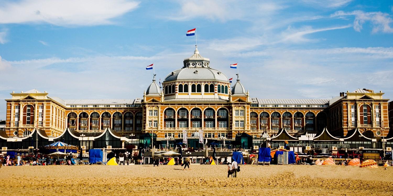 Grand Hotel Amrâth Kurhaus The Hague Scheveningen -- Den Haag, Niederlande