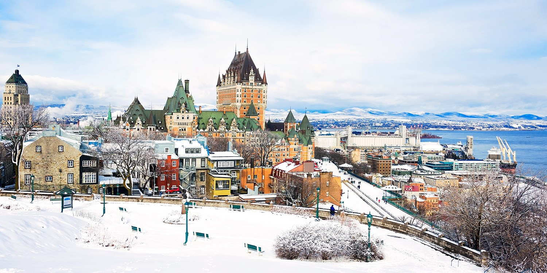 Hôtel Château Bellevue -- Quebec City, Canada