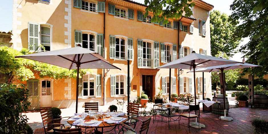 Hostellerie de l'Abbaye de La Celle -- La Celle, Frankreich