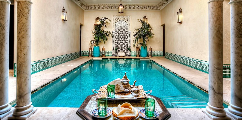 Riad Kniza -- Marrakesch, Marokko