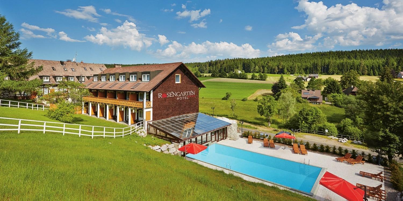 Rosengarten Hotel -- St. Georgen im Schwarzwald