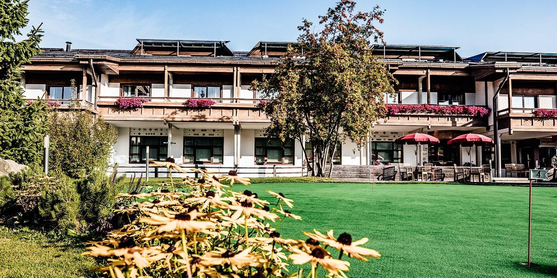 Seiser Alm Plaza -- Seiser Alm, Italien