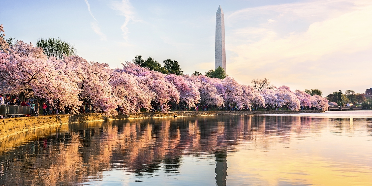 £78-£87 – DC Weekend Stays w/Breakfast & Valet -- Washington, D.C.