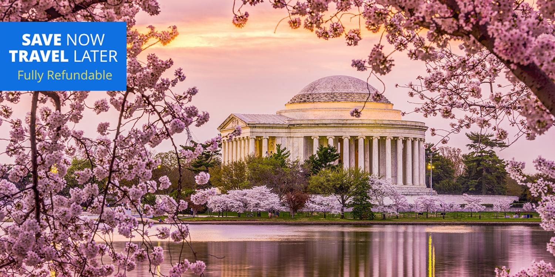 £83 & up – DC Weekend Stay w/Breakfast, 60% Off -- Washington, D.C.