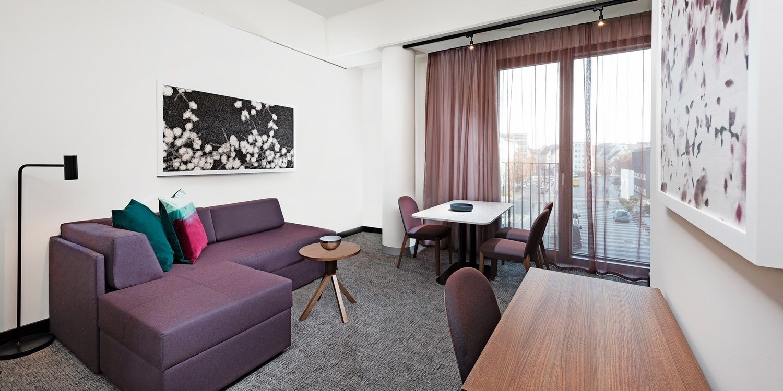 Adina Apartment Hotel Nuremberg -- Nürnberg