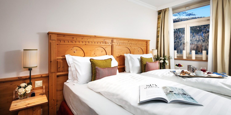 Hotel Schloss Pontresina Family & Spa -- Pontresina, Schweiz