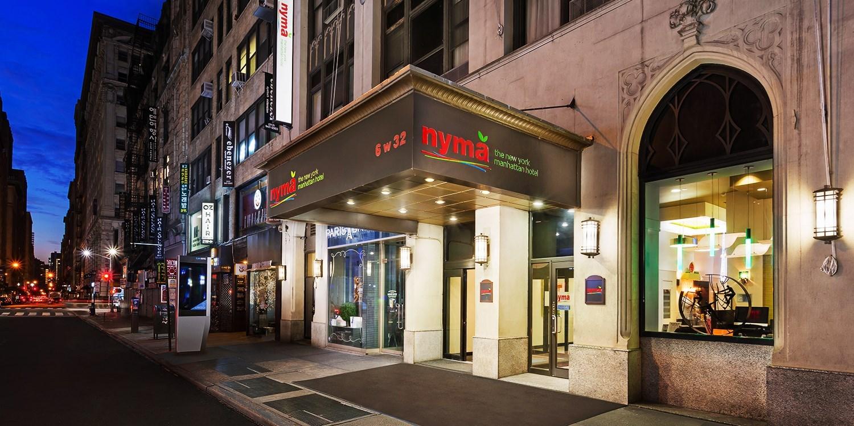 Nyma, The New York Manhattan Hotel | Travelzoo