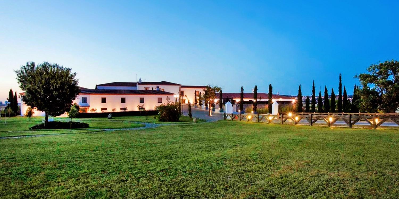 Hospes Palacio de Arenales & Spa -- Cáceres