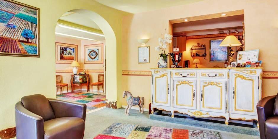 Hôtel Le Pré Catelan -- Antibes, France