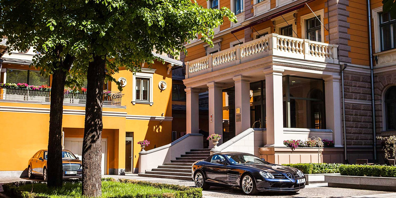 Gallery Park Hotel & SPA -- Riga, Lettland