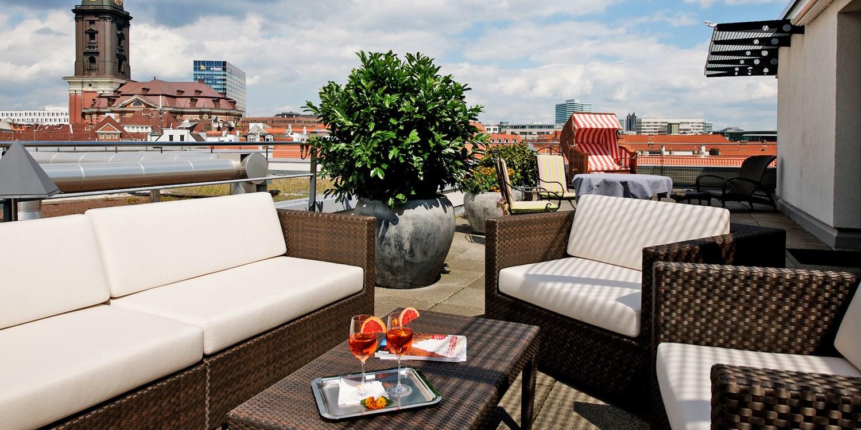 THE MADISON Hotel Hamburg -- Hamburg
