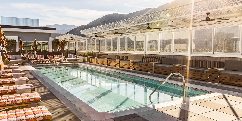 Kimpton Rowan Palm Springs Hotel -- Palm Springs, CA