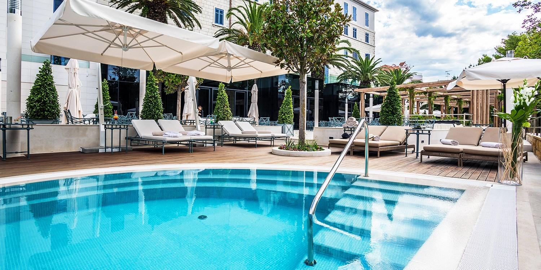 Hotel Park -- Split, Kroatien
