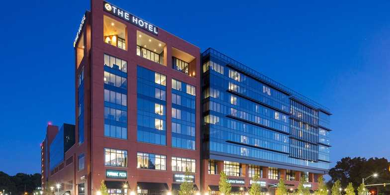 The Hotel At University Of Maryland College Park Md