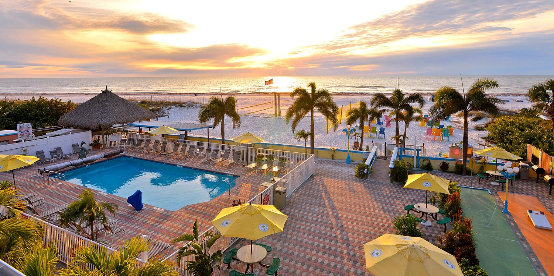 Member Exclusive – Family-friendly St. Pete Beach Hotel -- St. Pete Beach, FL
