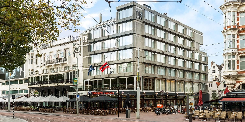 NH Amsterdam Caransa -- Amsterdam, Netherlands
