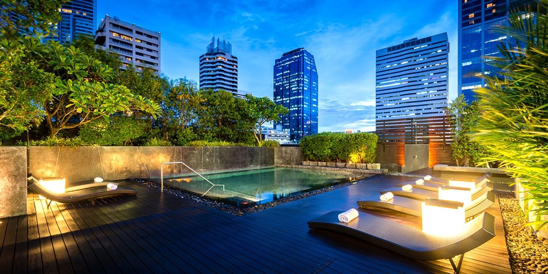 $2,012 – 省 45%!曼谷 4 星酒店升等入住公寓式房型,近 Terminal 21 及 BTS 站 -- 泰國
