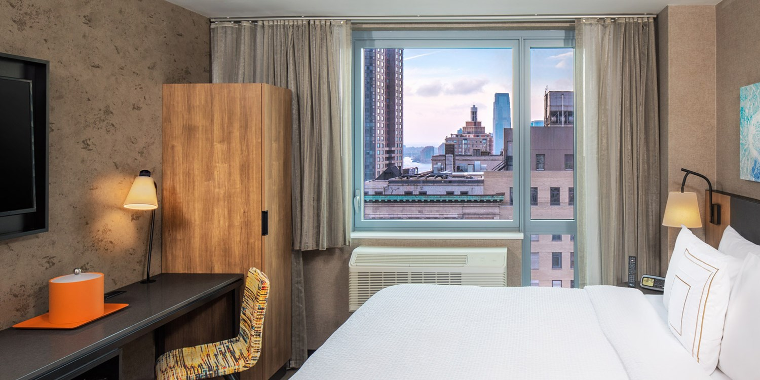 $145 & up – NYC Downtown Hotel w/Breakfast, 50% Off -- New York City, NY