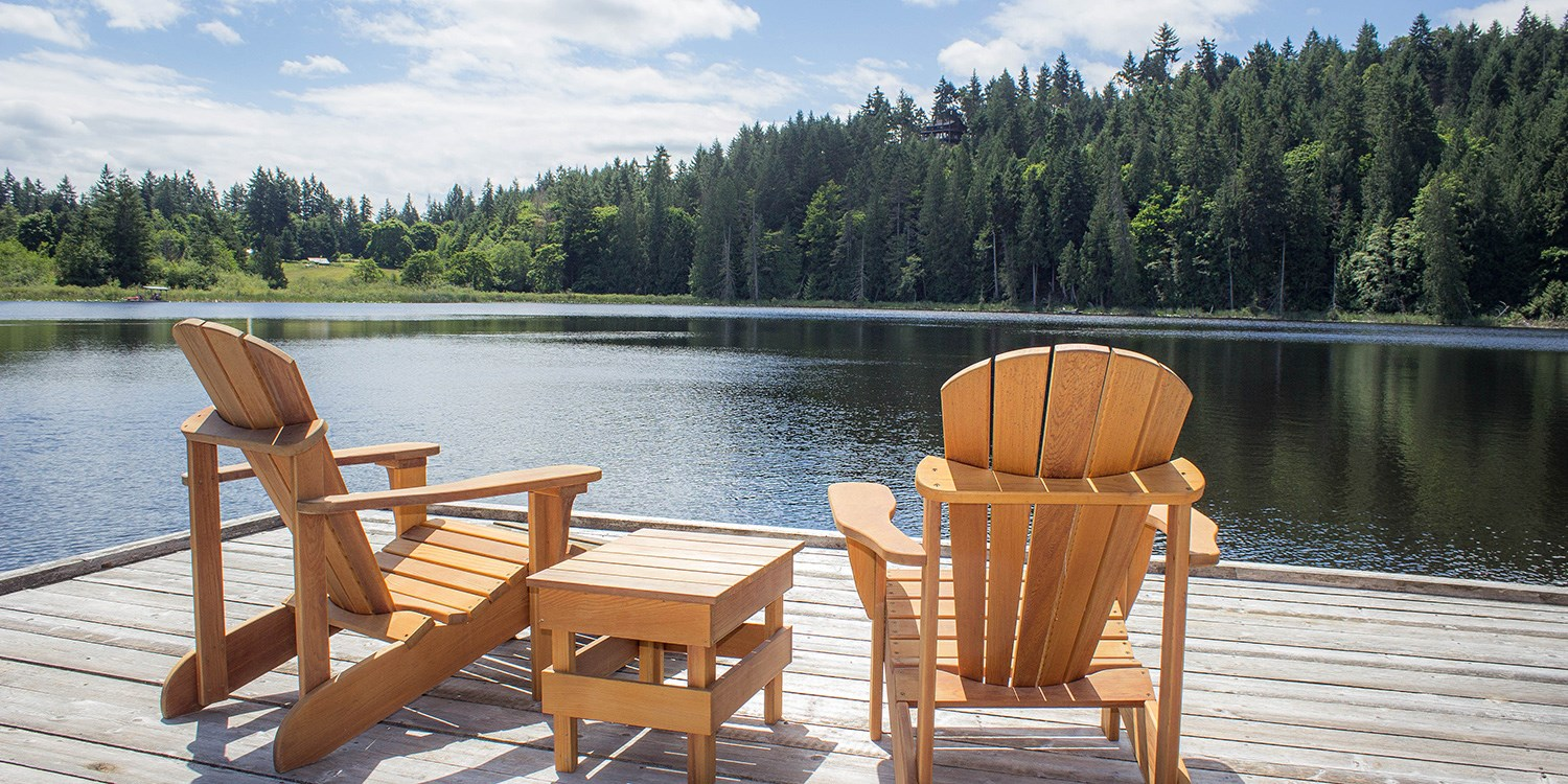 $107 – Cottage Retreat on B.C.'s Salt Spring Island, 30% Off -- British Columbia, Canada