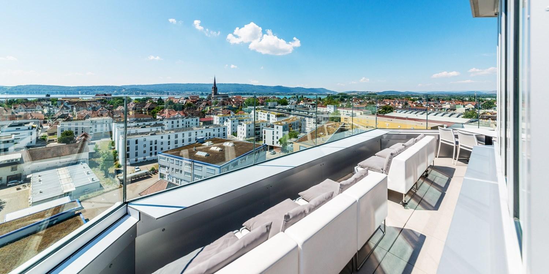 119€ – Bodensee: Spektakuläres Hotel im ehemaligen Wasserturm, -41% -- Radolfzell