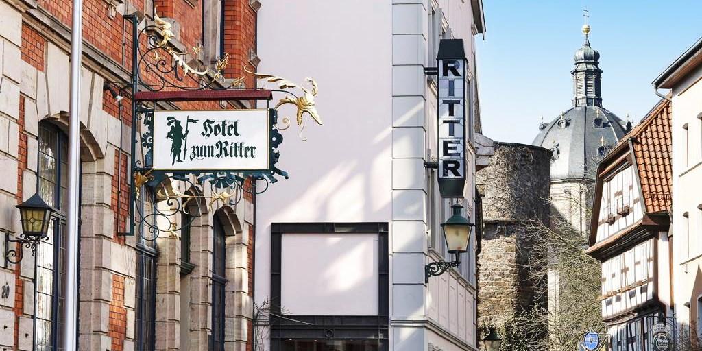 Hotel zum Ritter Fulda -- Hessen