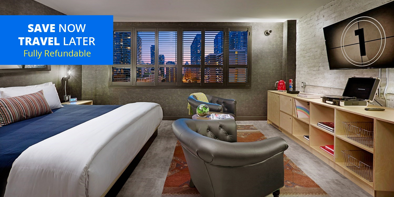 £67-£88 – Toronto: Boutique Yorkville Hotel through July,up to 45% Off -- Toronto, Canada