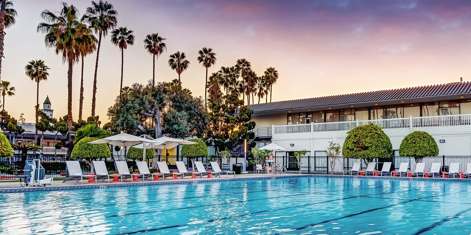 $158 – Stay near Disneyland: Newly Renovated Hotel, 50% Off -- Anaheim, CA