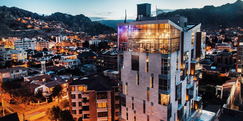 ATIX HOTEL -- La Paz, Bolivia