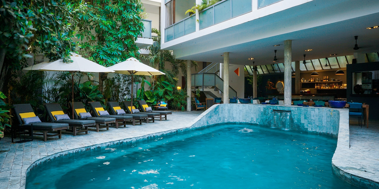 $94 – Boutique Stay inc Double Upgrade & Cocktail, Up to 44% Off -- Phnom Penh, Cambodia