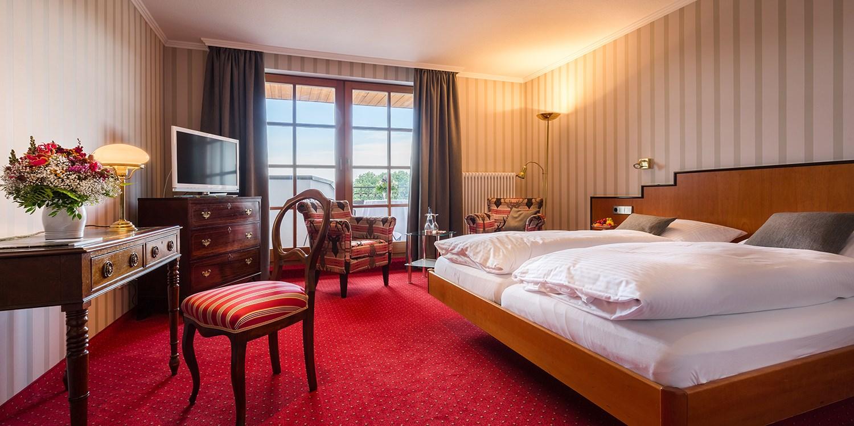 Zimmerbeispiel: Hotel Restaurant Vinothek Lamm