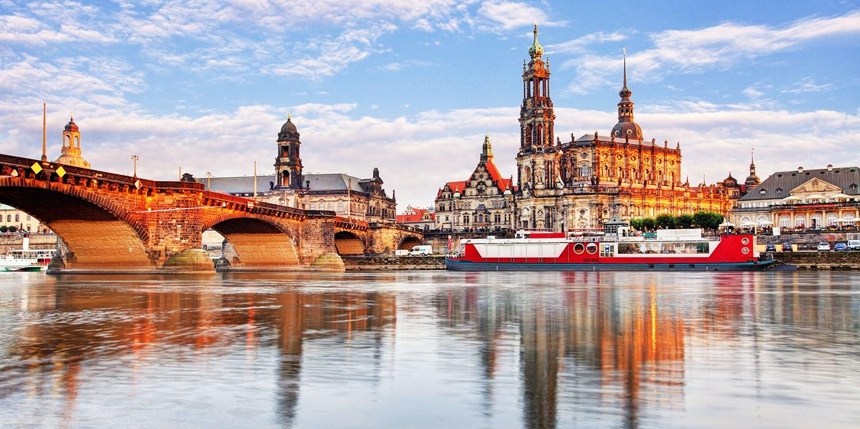 $77 – Stay at Germany's Elbe Meadows w/Breakfast, 48% Off -- Dresden, Germany