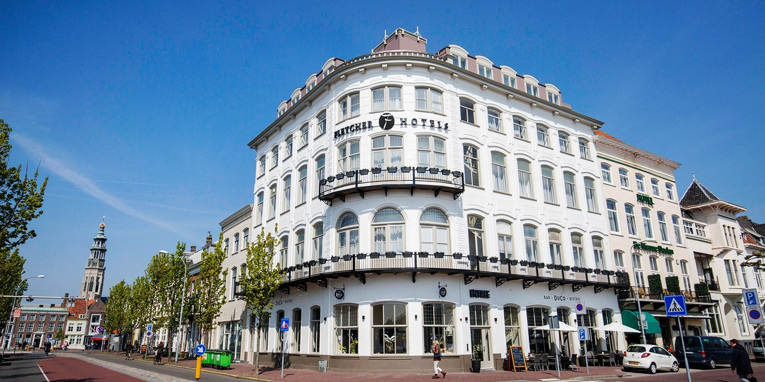 Fletcher Hotel-Restaurant Middelburg -- North Sea