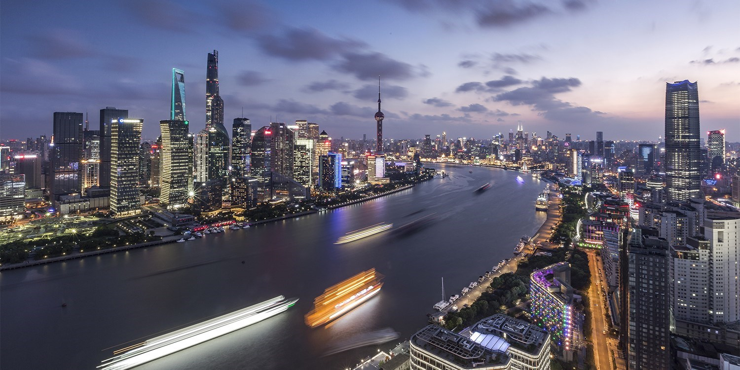 $275 – Opening Special: 2-Nt Stay at 5-Star Shanghai Hotel w/Breakfast -- Shanghai, China
