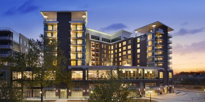 Embassy Suites by Hilton Greenville Downtown Riverplace -- Greenville, SC
