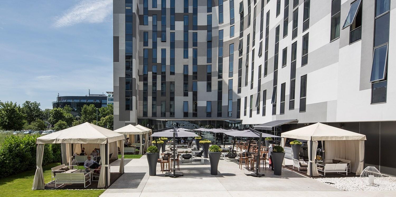 Falkensteiner Hotel Belgrade -- Belgrad, Serbien