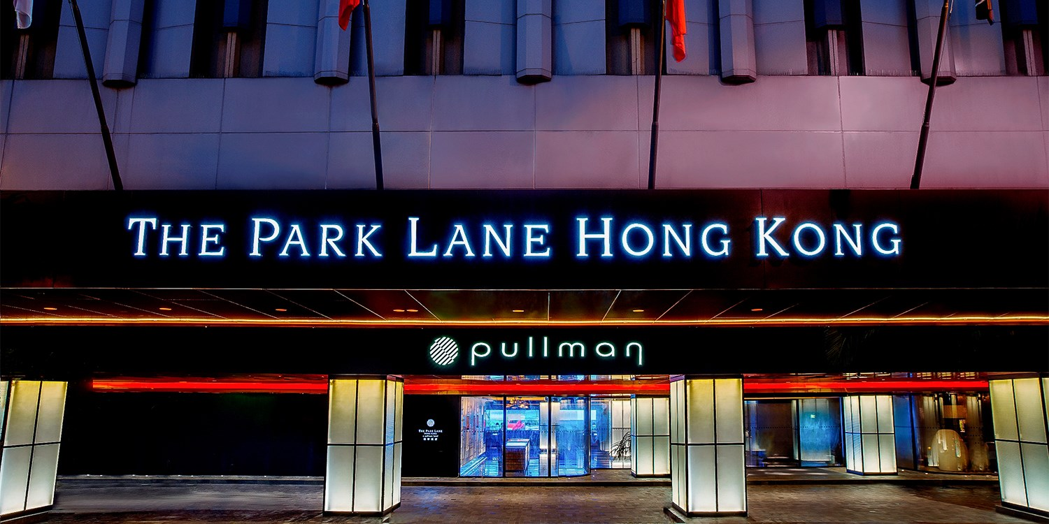 The Park Lane Hong Kong, a Pullman Hotel --  Causeway Bay, Hong Kong