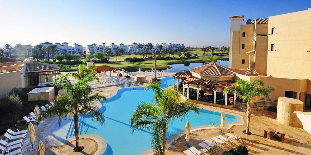 Hotel La Torre Golf Resort & Spa -- Torre-Pacheco, Spain
