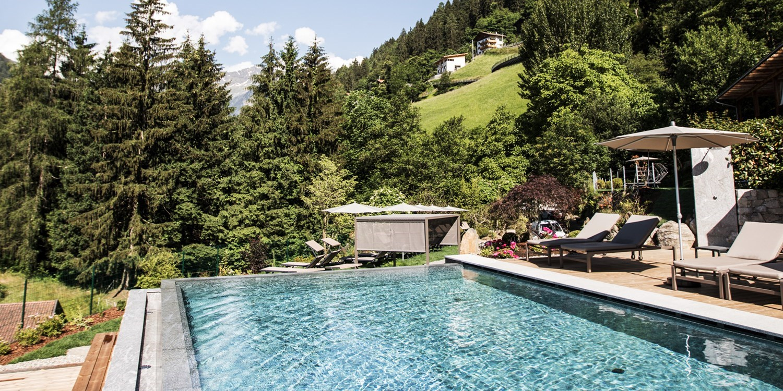 ab 219€ – Südtirol: Neues 4*-Hotel mit Infinity-Pool, -45% -- Südtirol, Italien