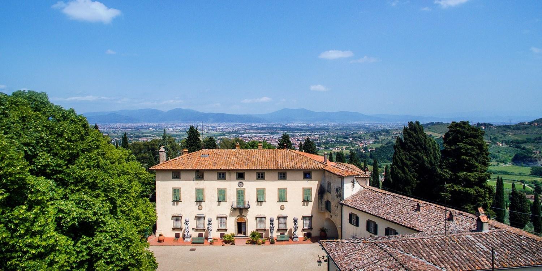 Tenuta di Capezzana -- Carmignano, Italy