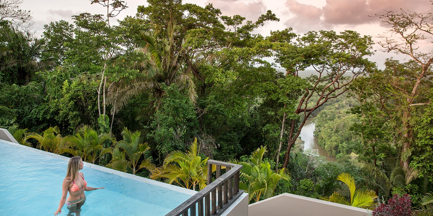 Copal Tree Lodge, a Muy'Ono Resort  -- Punta Gorda, Belize