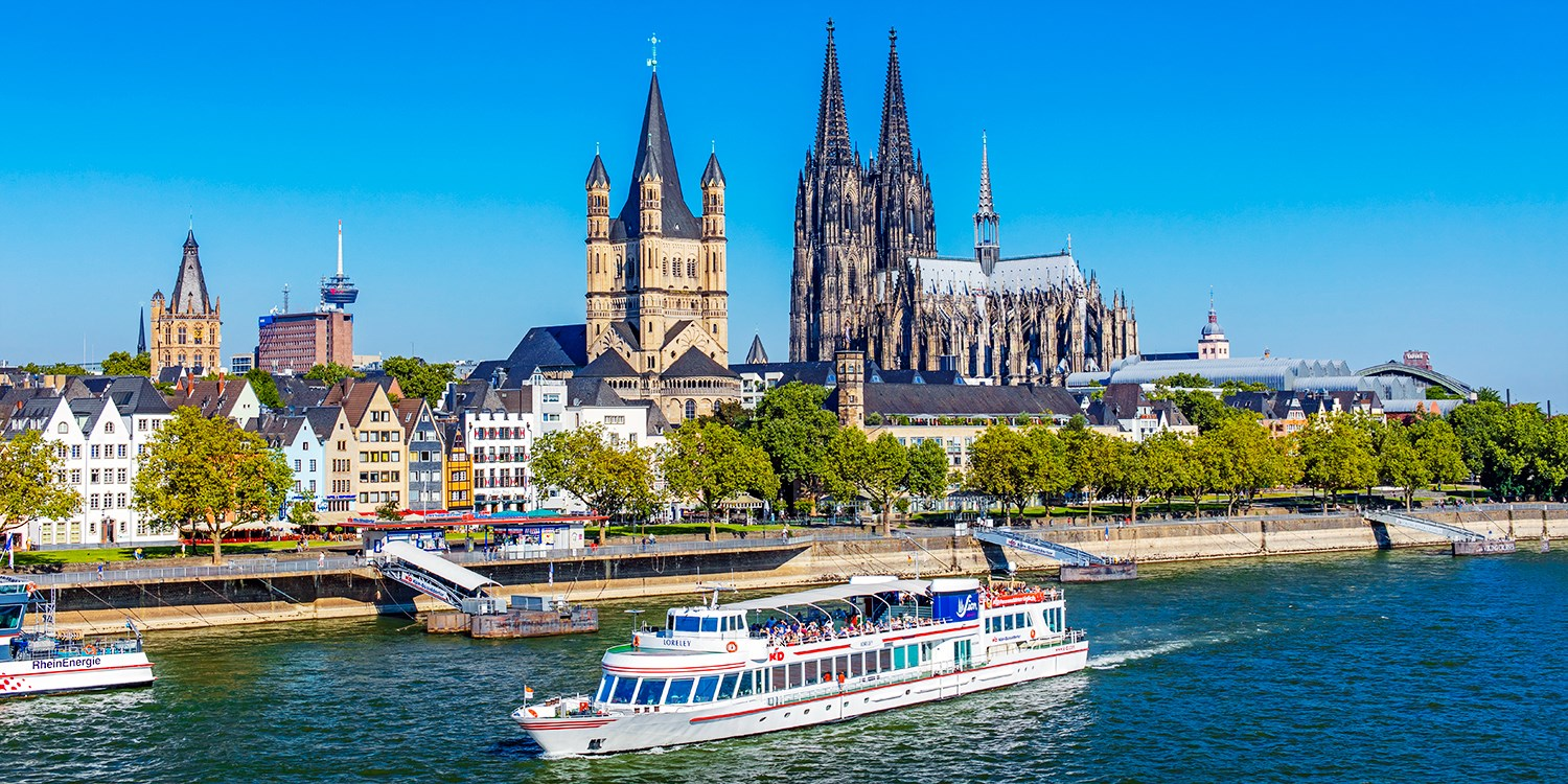 £69 – Cologne: new boutique hotel stay, save 50% -- Nordrhein-Westfalen, Germany