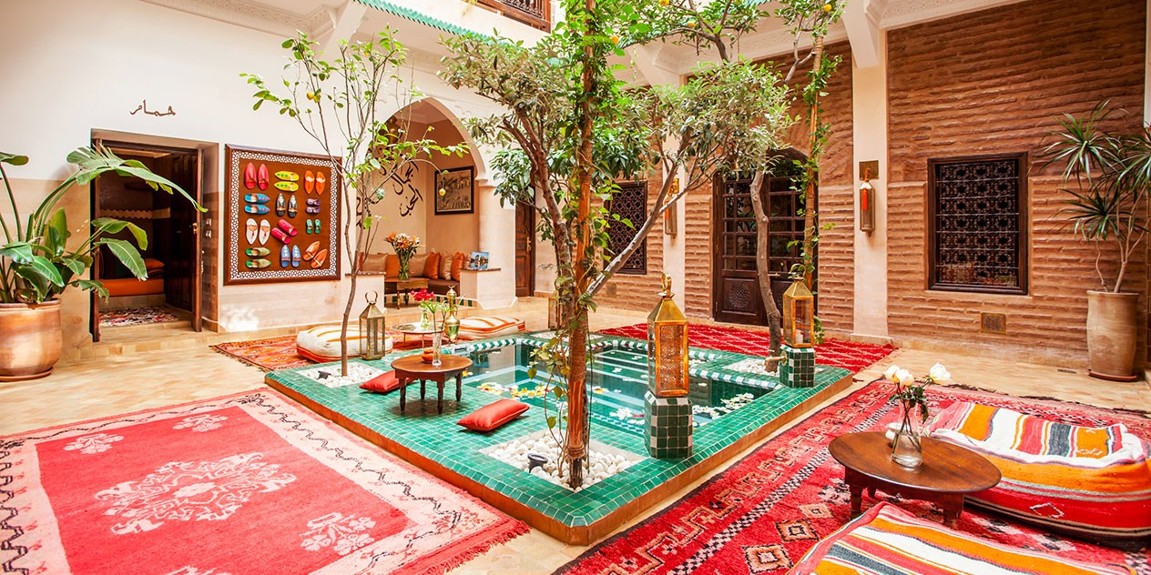 $130 & up – Marrakesh: 17th-century riad stay inc breakfast, 42% off -- Marrakesh, Morocco