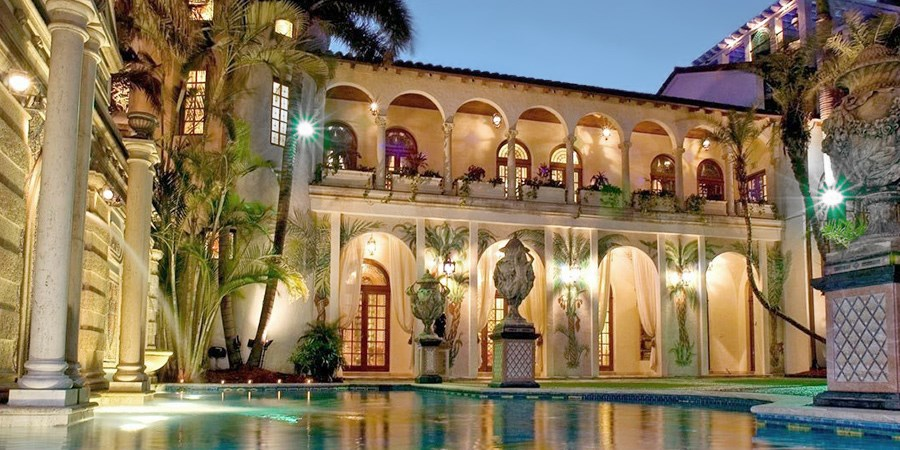 The Villa Casa Casuarina -- Miami Beach, FL
