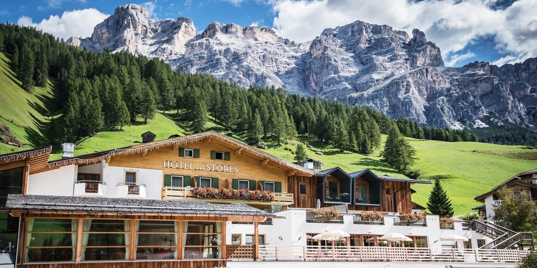Hotel Störes - Mountain Nature Hotel -- Sankt Kassian, Italien