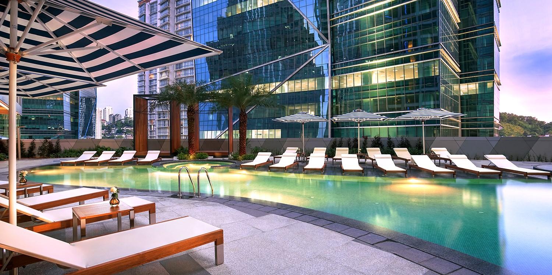 $307 – Malaysia's OnlySofitel: 3 Nights in KL w/Breakfast, Spa & More -- Kuala Lumpur, Malaysia