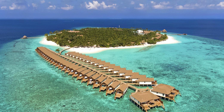 Reethi Faru Resort -- Maldives
